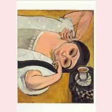Laurette à la tasse de café