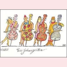 Vivaldi, the seasons