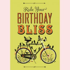 Ride your birthday bliss