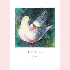 Heartfelt hugs