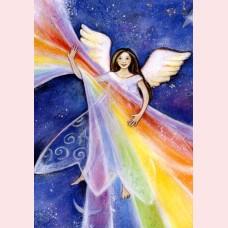 Regenboog-engel