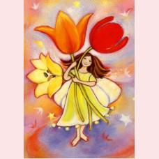 Tulpen-elfje
