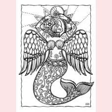 Mermaid Angel