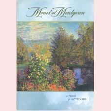 Monet at Montgeron