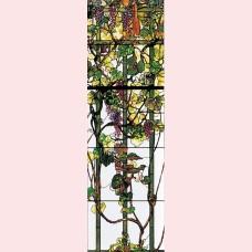 Panel from Heckscher house window