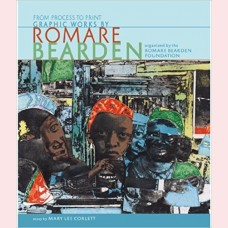 From process to print - Graphic works by Romare Bearden