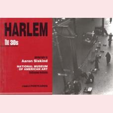 Harlem - the 30s