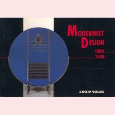 Modernist Design 1880 -1940