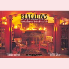 Bungalows - American houses of the Arts & Crafts style
