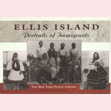 Ellis Island - Portraits of immigrants