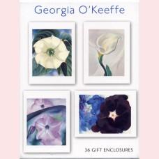 Georgia O'Keeffe - Gift enclosures