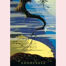 Eyvind Earle: Sea cliff and pine