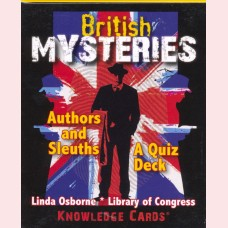 British mysteries - authors and sleuths