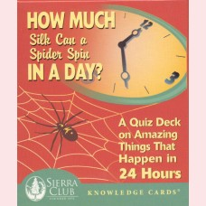 How much in a day? - A quiz deck on amazing things that happen in 24 hours