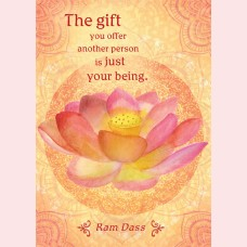 The gift you offer.....