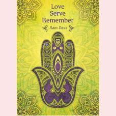 Love-Serve-Remember