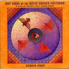 Day signs of the Aztec Sacred calendar