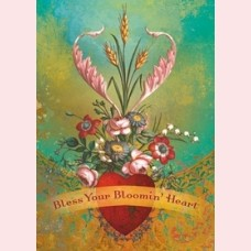 Bless your bloomin' heart