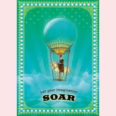 Let your imagination soar