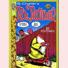R.Crumb's Mr. Natural