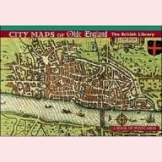 City maps of Olde England