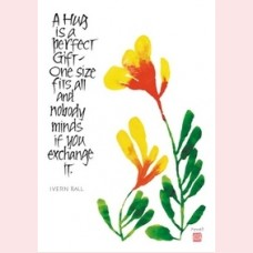 A hug is a perfect gift....