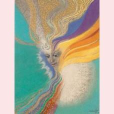 Angel of artistic creativity - Dierel Medina